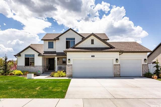 796 E 400 S, Heber City, UT 84032 (#1743628) :: Gurr Real Estate