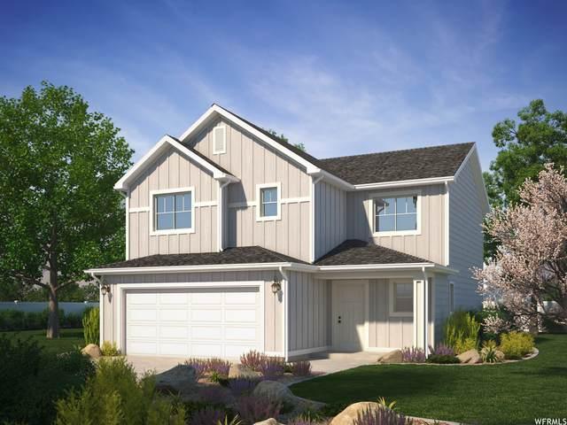 448 W 1470 N #8, Tooele, UT 84074 (#1743636) :: Berkshire Hathaway HomeServices Elite Real Estate
