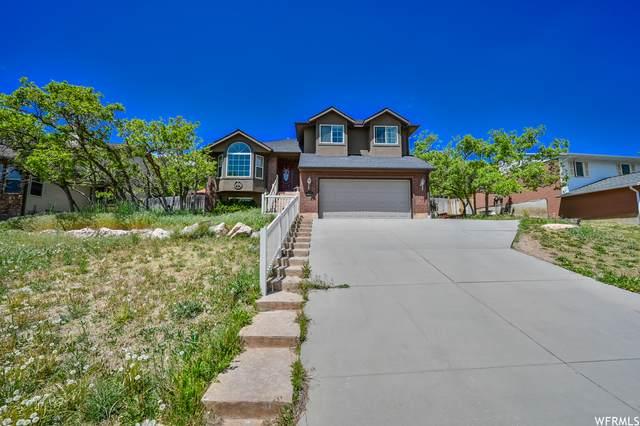 3545 N 2400 E, Layton, UT 84040 (#1743642) :: Gurr Real Estate