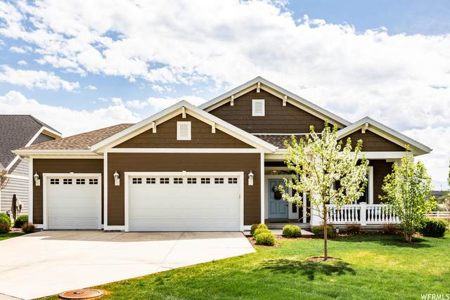 261 W Burnts Field Dr, Midway, UT 84049 (MLS #1743644) :: High Country Properties