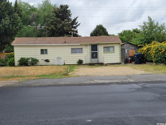 77 W Cottage Ave S #10, Sandy, UT 84070 (#1743645) :: Berkshire Hathaway HomeServices Elite Real Estate