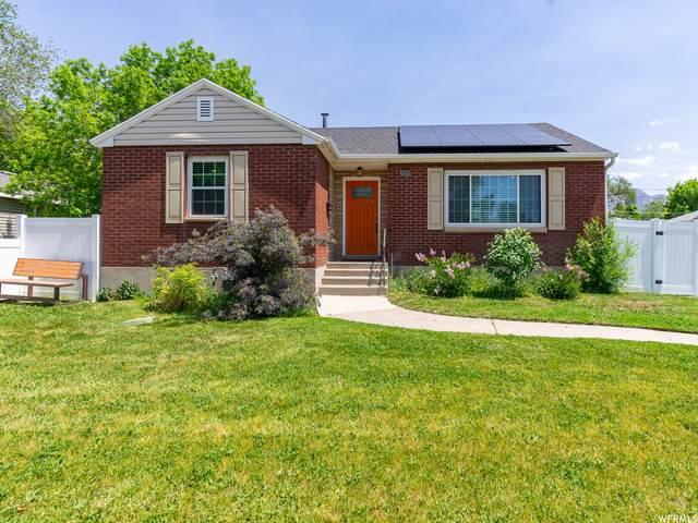 3381 S 900 E, Salt Lake City, UT 84106 (#1743646) :: Gurr Real Estate