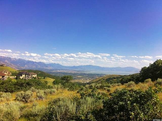 1486 E Trail Crest Ct #7, Draper, UT 84020 (#1743653) :: Gurr Real Estate