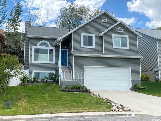 2843 W Westcove Dr S, West Valley City, UT 84119 (#1743664) :: Utah Real Estate