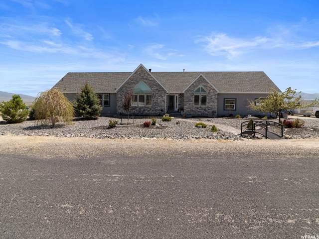 2931 W Deer Run Dr, Stockton, UT 84071 (#1743683) :: Bustos Real Estate   Keller Williams Utah Realtors
