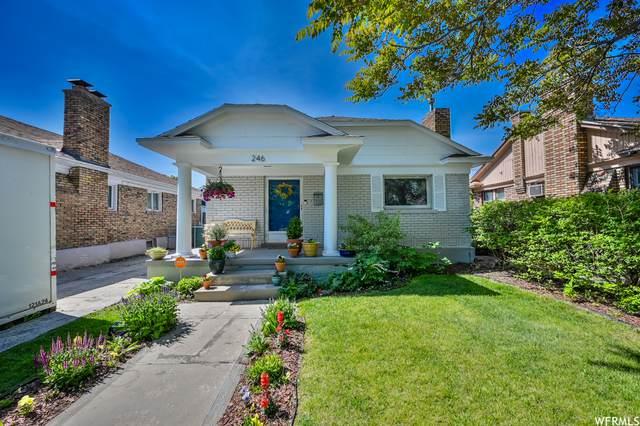 246 E Ramona Ave S, Salt Lake City, UT 84115 (#1743691) :: Gurr Real Estate