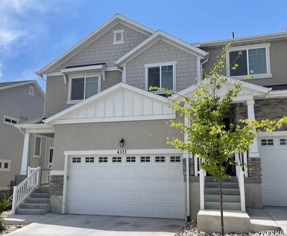 4321 W Burwell Ln, Herriman, UT 84096 (#1743709) :: Doxey Real Estate Group