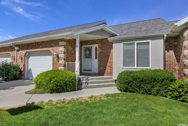 965 N 830 W, Orem, UT 84057 (#1743710) :: Bustos Real Estate | Keller Williams Utah Realtors