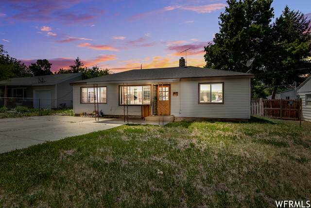 115 N 1ST STREET St E, Tooele, UT 84074 (#1743721) :: The Perry Group