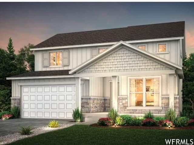 3154 S Edgewater Ln W #113, Syracuse, UT 84075 (#1743736) :: Utah Real Estate