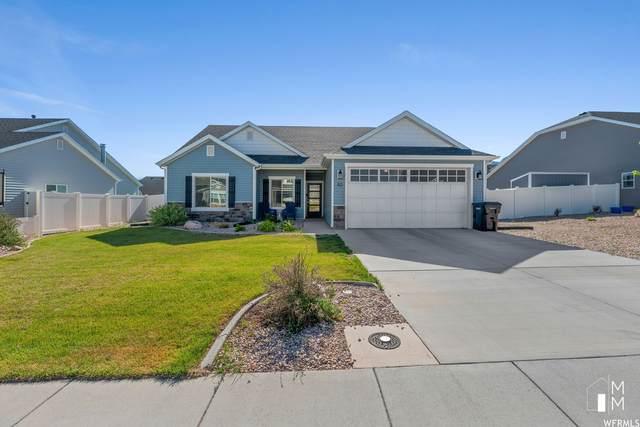 82 N 2825 YORK Dr, Cedar City, UT 84720 (#1743740) :: Utah Best Real Estate Team | Century 21 Everest