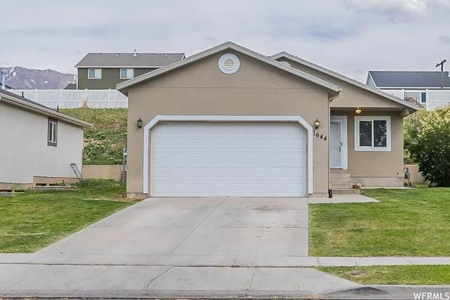 1644 E Ridgefield Rd, Spanish Fork, UT 84660 (#1743750) :: UVO Group | Realty One Group Signature