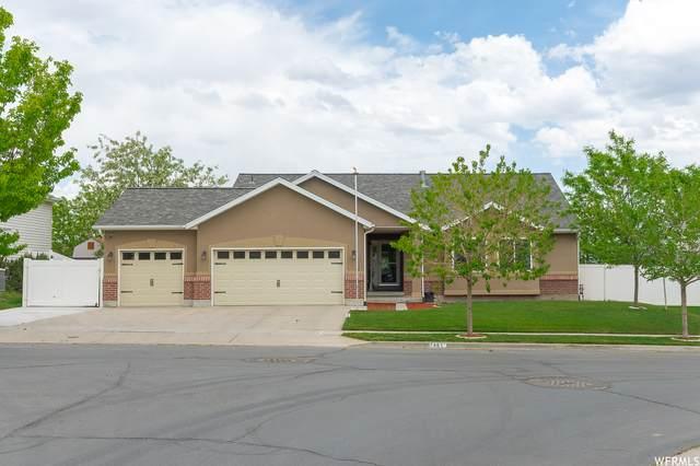 7461 S Village Dell Dr W, West Jordan, UT 84081 (#1743757) :: Utah Best Real Estate Team | Century 21 Everest