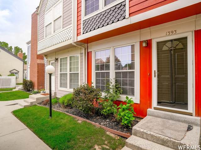 1393 Beacon Hill Dr, Salt Lake City, UT 84123 (#1743766) :: Utah Dream Properties