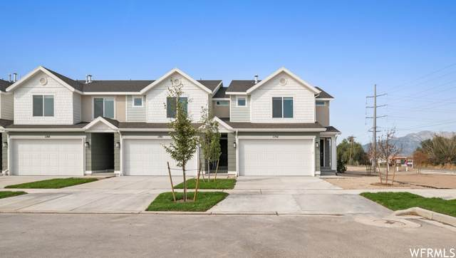 1125 W Fox Run Ave #27, Santaquin, UT 84655 (#1743810) :: UVO Group | Realty One Group Signature