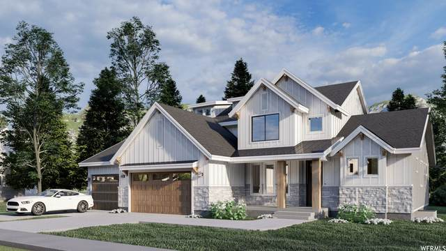 3154 S Forest Ave W #5205, Saratoga Springs, UT 84045 (#1743843) :: Berkshire Hathaway HomeServices Elite Real Estate