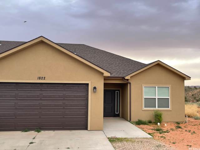 1822 W Highland Dr, Moab, UT 84532 (#1743854) :: Doxey Real Estate Group