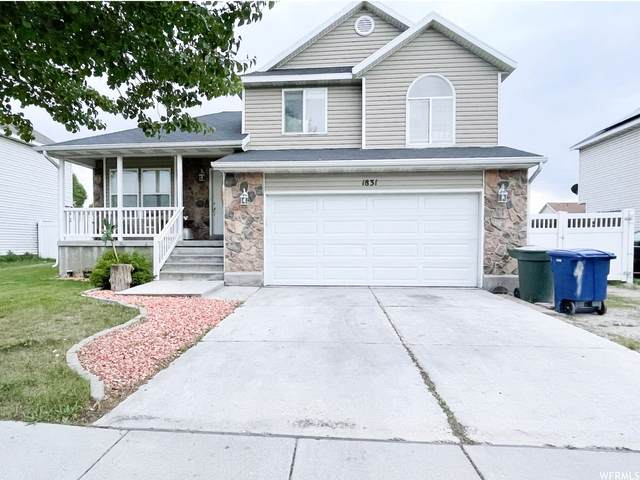 1831 W Quarter Horse Ave, Salt Lake City, UT 84116 (#1743856) :: Bustos Real Estate | Keller Williams Utah Realtors