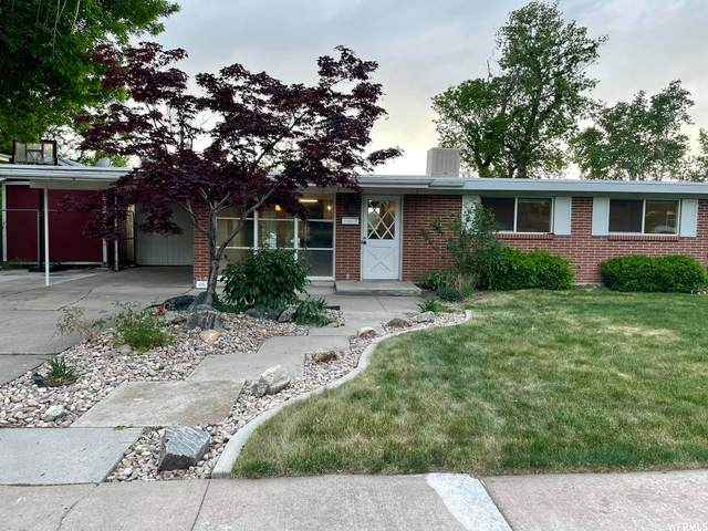 463 N 400 E, Kaysville, UT 84037 (#1743868) :: The Perry Group