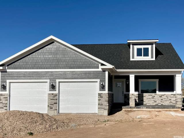 261 S 2200 W, Roosevelt, UT 84066 (#1743891) :: Doxey Real Estate Group