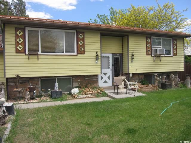 425 S 500 E, Roosevelt, UT 84066 (#1743892) :: Utah Real Estate