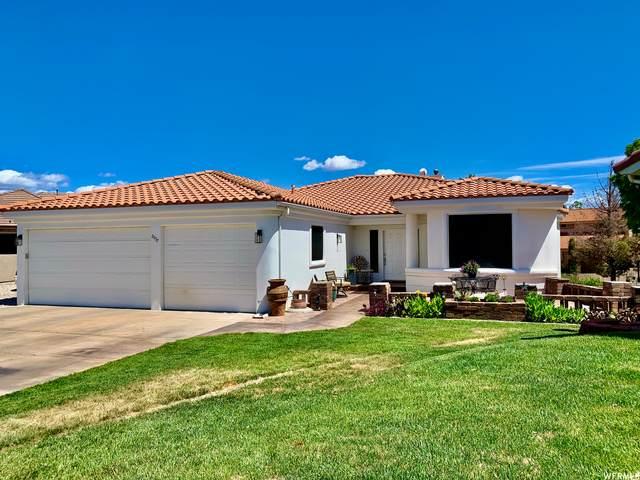 2037 Sanford Pl, St. George, UT 84790 (#1743896) :: Utah Real Estate