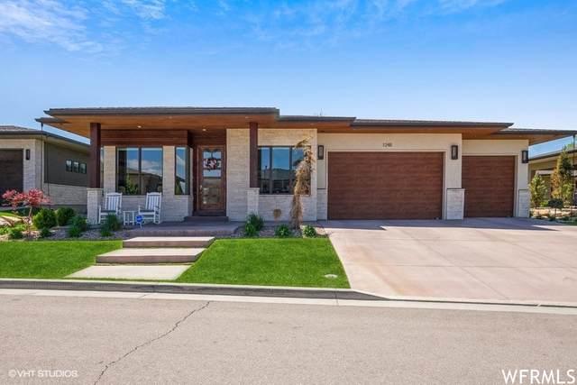 1248 E Corner Ct S, Draper, UT 84020 (#1743905) :: Gurr Real Estate