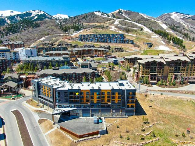 2670 Canyons Resort Dr #419, Park City, UT 84098 (#1743910) :: Powder Mountain Realty