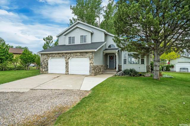 5178 W 4250 S, Hooper, UT 84315 (#1743918) :: Doxey Real Estate Group