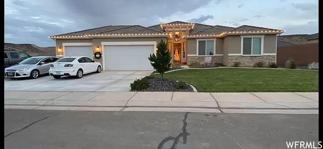 2787 S 3560 W, Hurricane, UT 84737 (#1743930) :: Gurr Real Estate