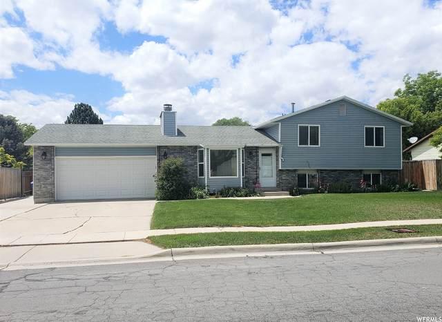8746 S 1405 W, West Jordan, UT 84088 (#1743984) :: Utah Best Real Estate Team | Century 21 Everest