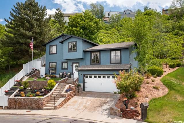 422 Canyon Estates Circle Cir, Bountiful, UT 84010 (#1743999) :: Gurr Real Estate