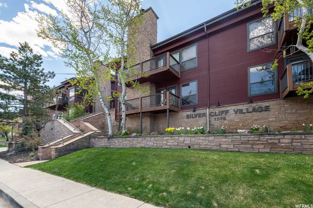 1375 Woodside Ave #302, Park City, UT 84060 (#1744001) :: UVO Group | Realty One Group Signature