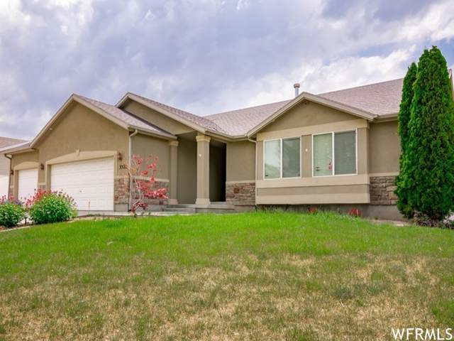 3322 S Hunter Farm Way W, West Valley City, UT 84128 (#1744016) :: Red Sign Team