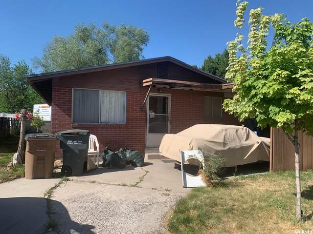 1030 W Wenco Dr, Salt Lake City, UT 84104 (#1744017) :: Gurr Real Estate
