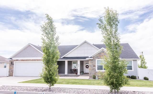 855 S 500 E, Providence, UT 84332 (#1744030) :: Utah Best Real Estate Team | Century 21 Everest