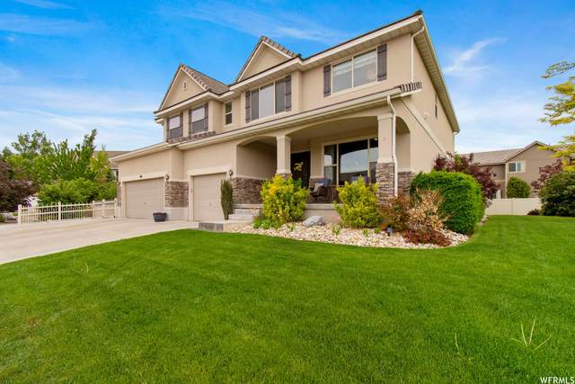 401 W Battery Park Cir, Tooele, UT 84074 (#1744048) :: Doxey Real Estate Group