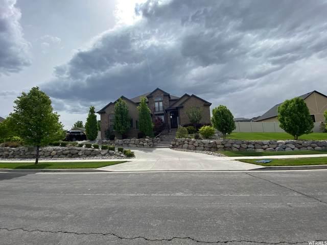 14512 S Butterfield Way, Herriman, UT 84096 (#1744057) :: Gurr Real Estate