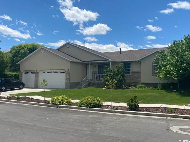 1589 N 2640 W, Lehi, UT 84043 (#1744083) :: Utah Real Estate