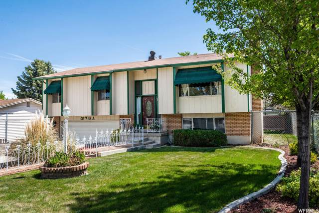 3761 S Oxford Way, West Valley City, UT 84119 (#1744088) :: Doxey Real Estate Group