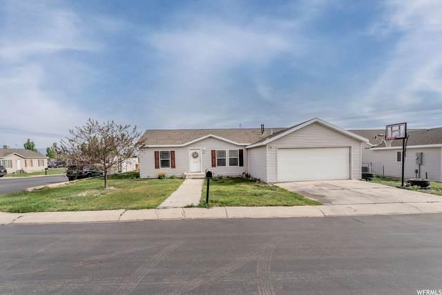 440 W 2050 S, Vernal, UT 84078 (#1744100) :: Utah Real Estate