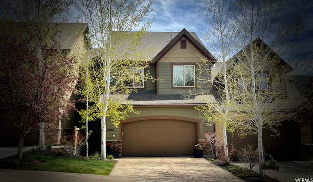 3008 Canyon Link Dr, Park City, UT 84098 (MLS #1744105) :: High Country Properties