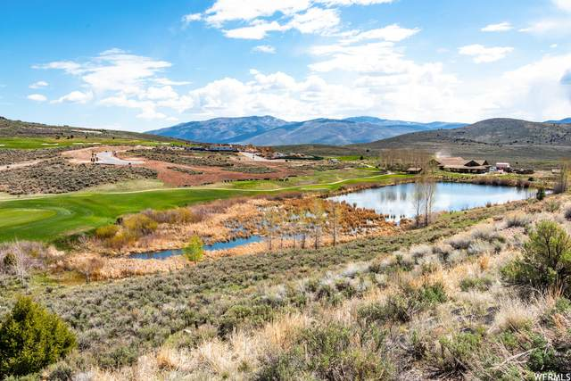 3843 E Uinta Ct #21, Heber City, UT 84032 (MLS #1744117) :: Lookout Real Estate Group