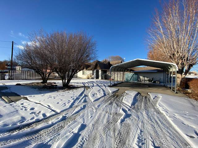 85 E 300 N, Huntington, UT 84528 (#1744118) :: Gurr Real Estate