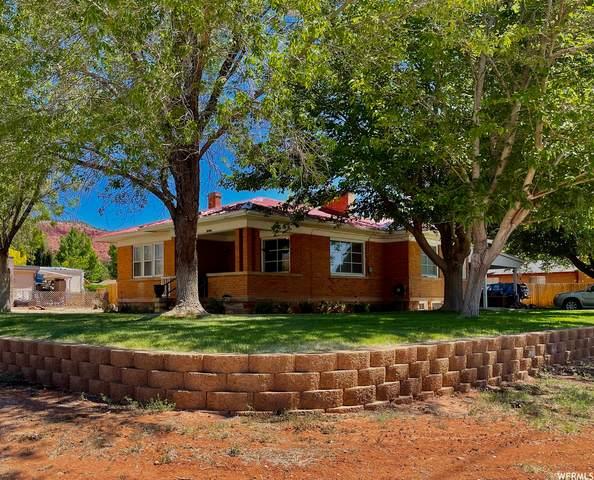 181 S Main St, Kanab, UT 84741 (#1744123) :: Utah Real Estate
