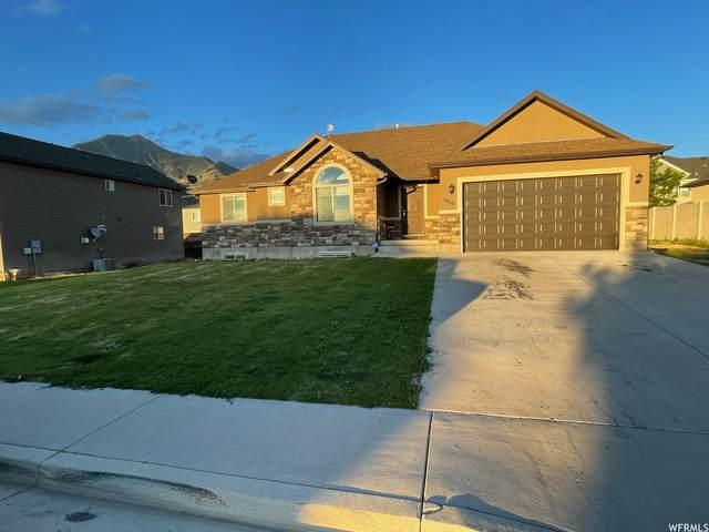1416 N 150 E, Nephi, UT 84648 (#1744175) :: Bustos Real Estate | Keller Williams Utah Realtors