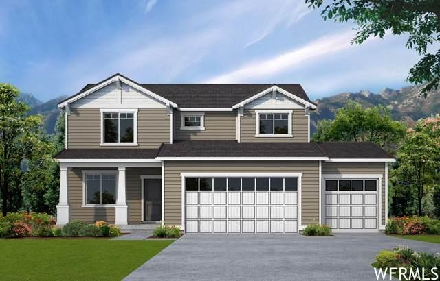 537 W 1360 N #108, Tooele, UT 84074 (#1744181) :: Berkshire Hathaway HomeServices Elite Real Estate
