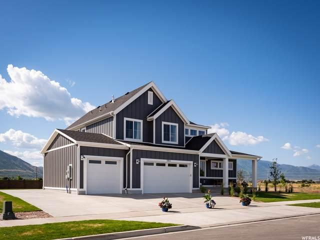 2775 W Jackson St #116, Mapleton, UT 84664 (#1744185) :: Utah Real Estate