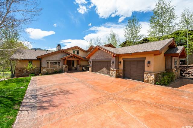 3335 Niblick Dr, Park City, UT 84098 (#1744187) :: UVO Group | Realty One Group Signature