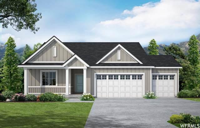 551 W 1360 N #109, Tooele, UT 84074 (#1744189) :: Berkshire Hathaway HomeServices Elite Real Estate